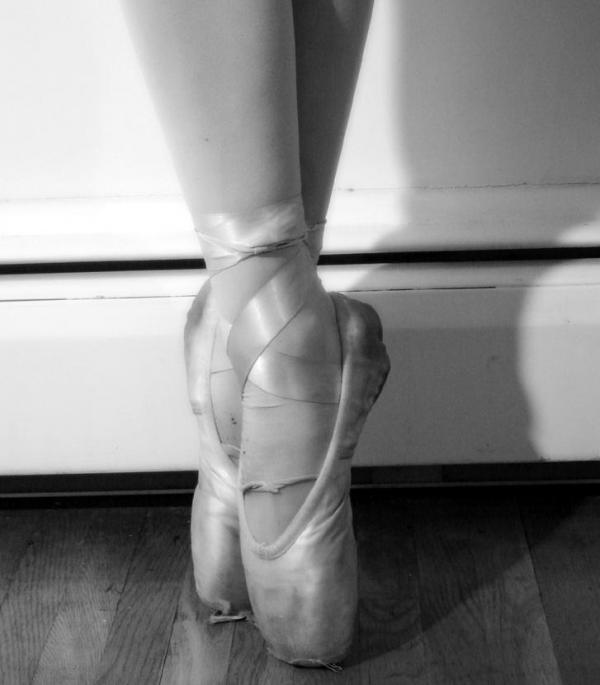 How to Clean Your Pointe Shoes