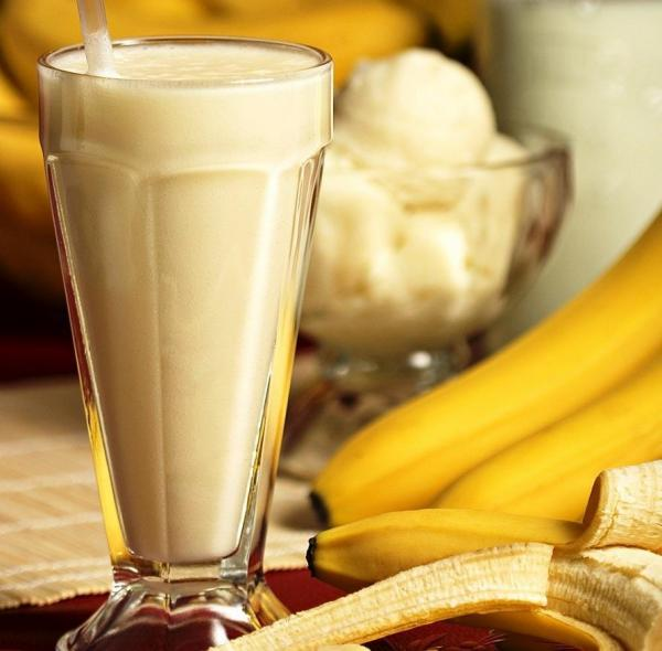 How to make a oatmeal and banana smoothie