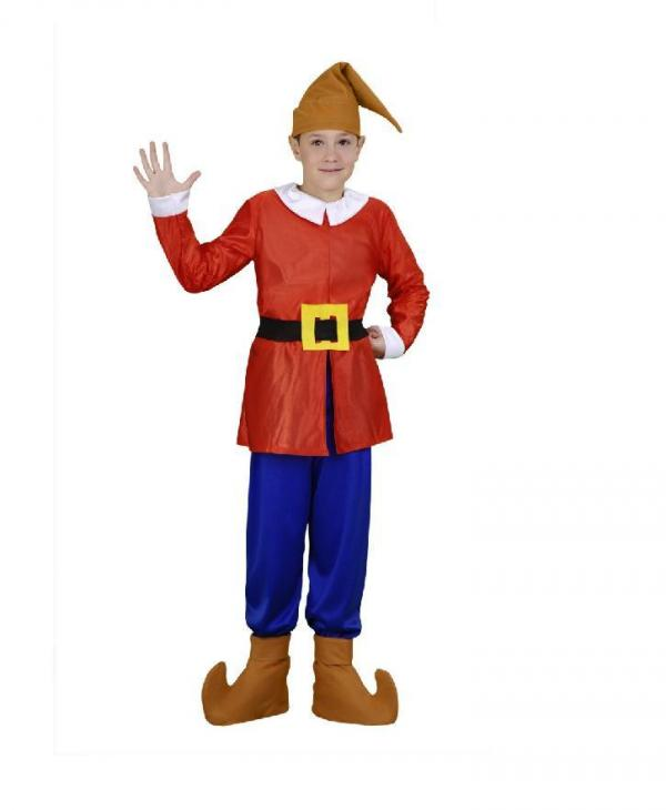 How to Make a Seven Dwarfs Costume - Step 5