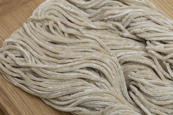 How to Make Buckwheat Noodles